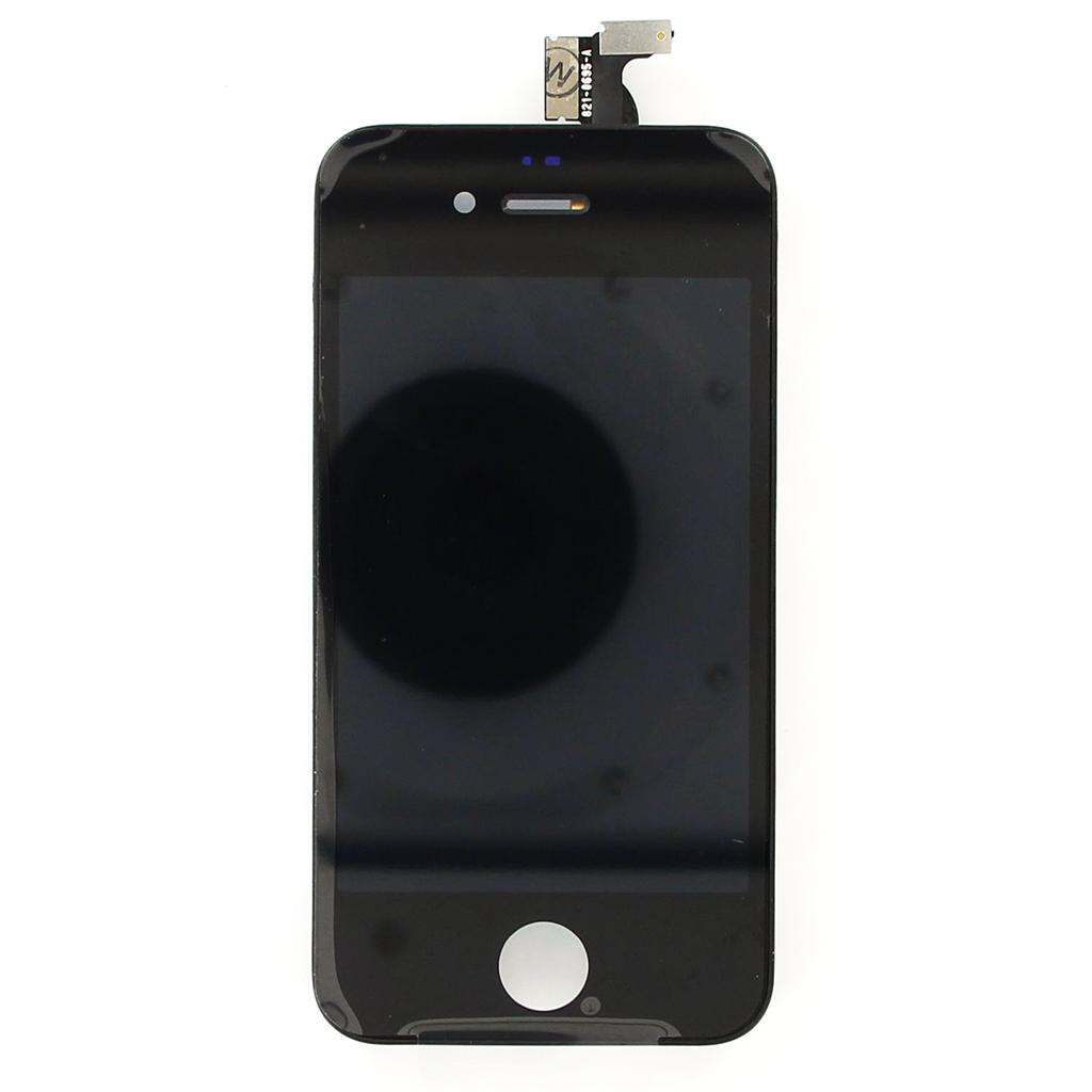 iPhone 4G LCD Display + Dotyková deska Black komplet (Class A)