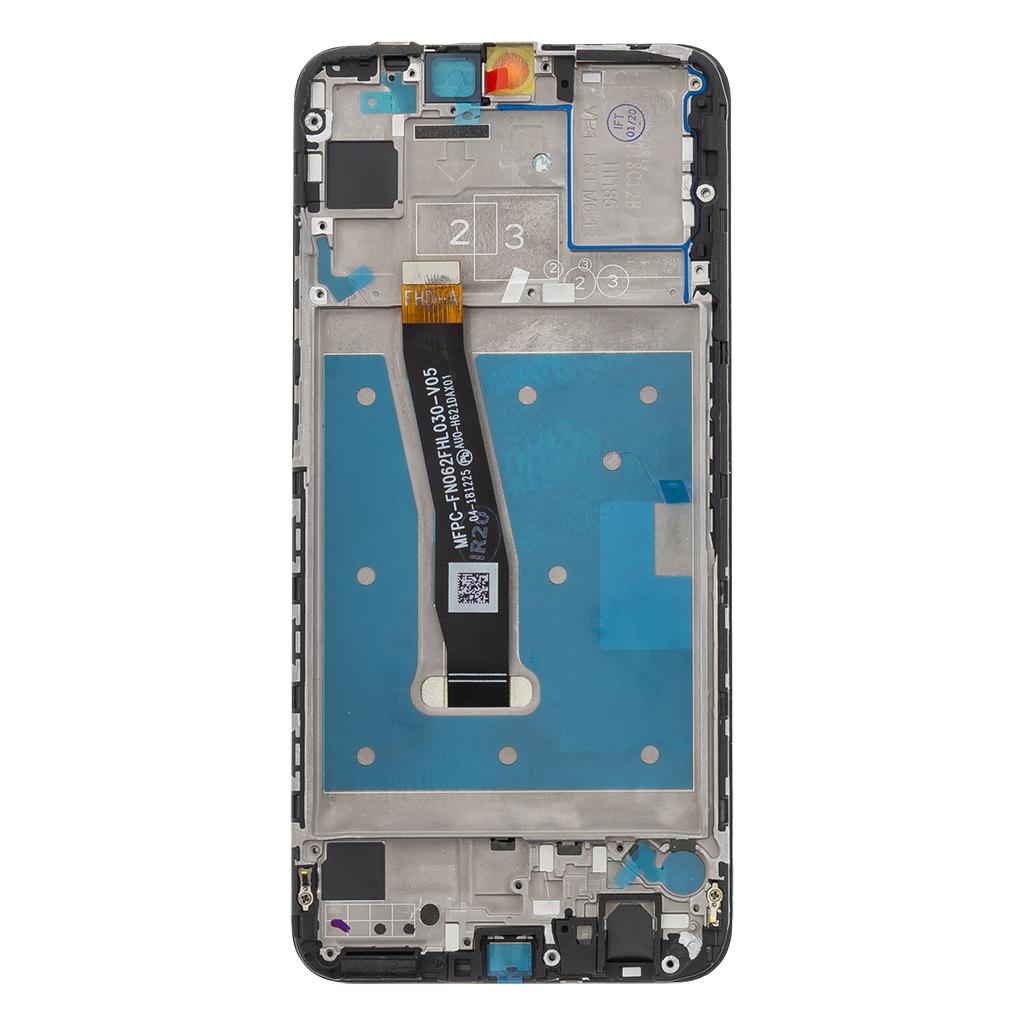 Huawei  P Smart 2019 LCD Display + Dotyková Deska + Přední Kryt Blue