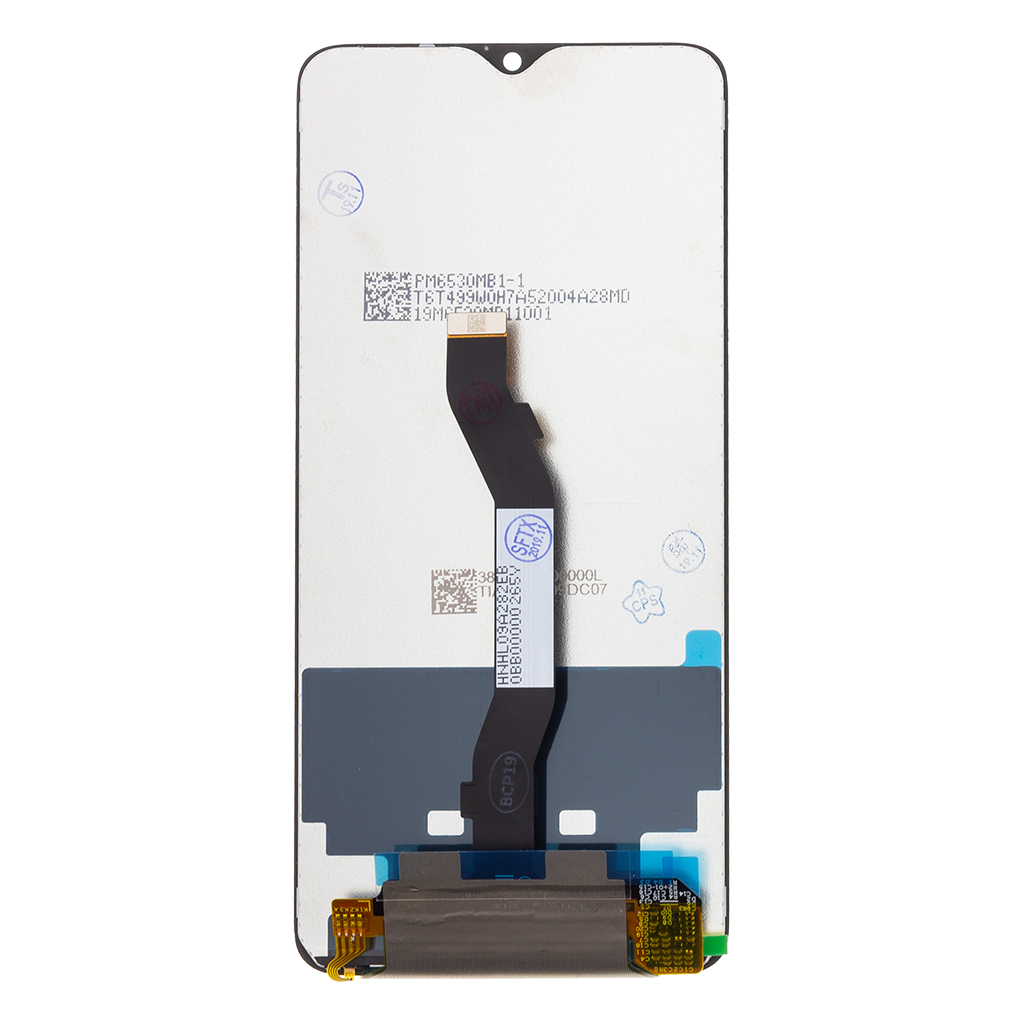 LCD Display + Dotyková Deska pro Xiaomi Redmi Note 8 Pro Black
