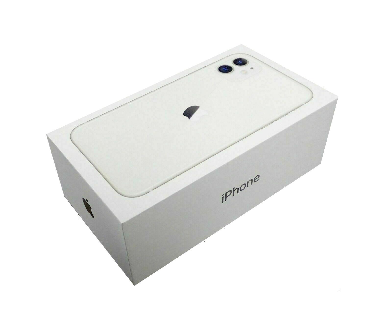 Apple iPhone 11 White Prázdný Box