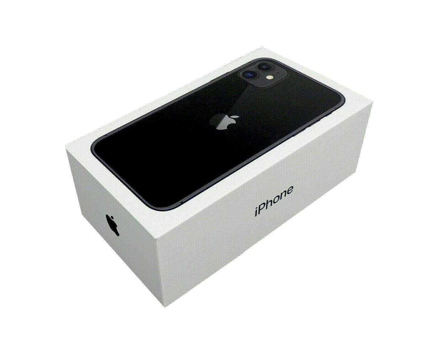 Apple iPhone 11 Black Prázdný Box