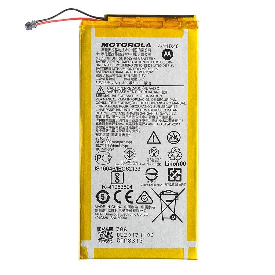 HX40 Motorola Baterie 3000mAh Li-Ion (Bulk)