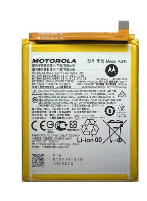 KS40 Motorola Baterie 3000mAh Li-Ion (Bulk)