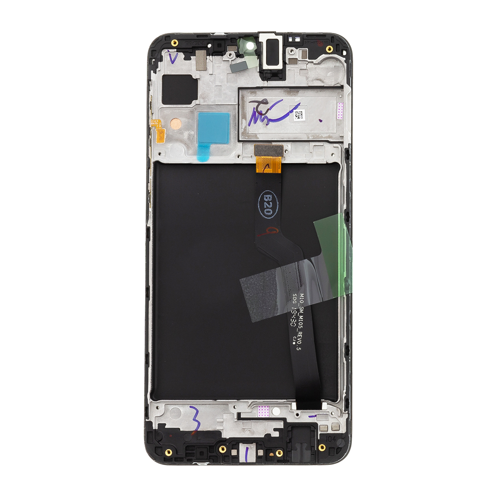 LCD display + Dotyk Samsung M105 Galaxy M10 Black (Service Pack)