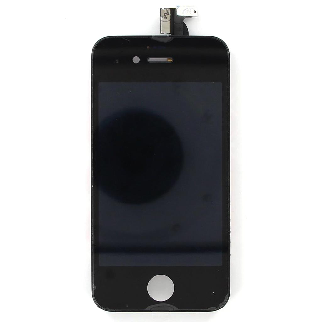 iPhone 4S LCD Display + Dotyková deska Black (Class A)
