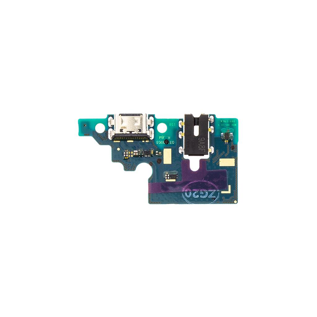 Samsung Galaxy A51 Deska vč. Dobíjecího Konektoru (Service Pack)