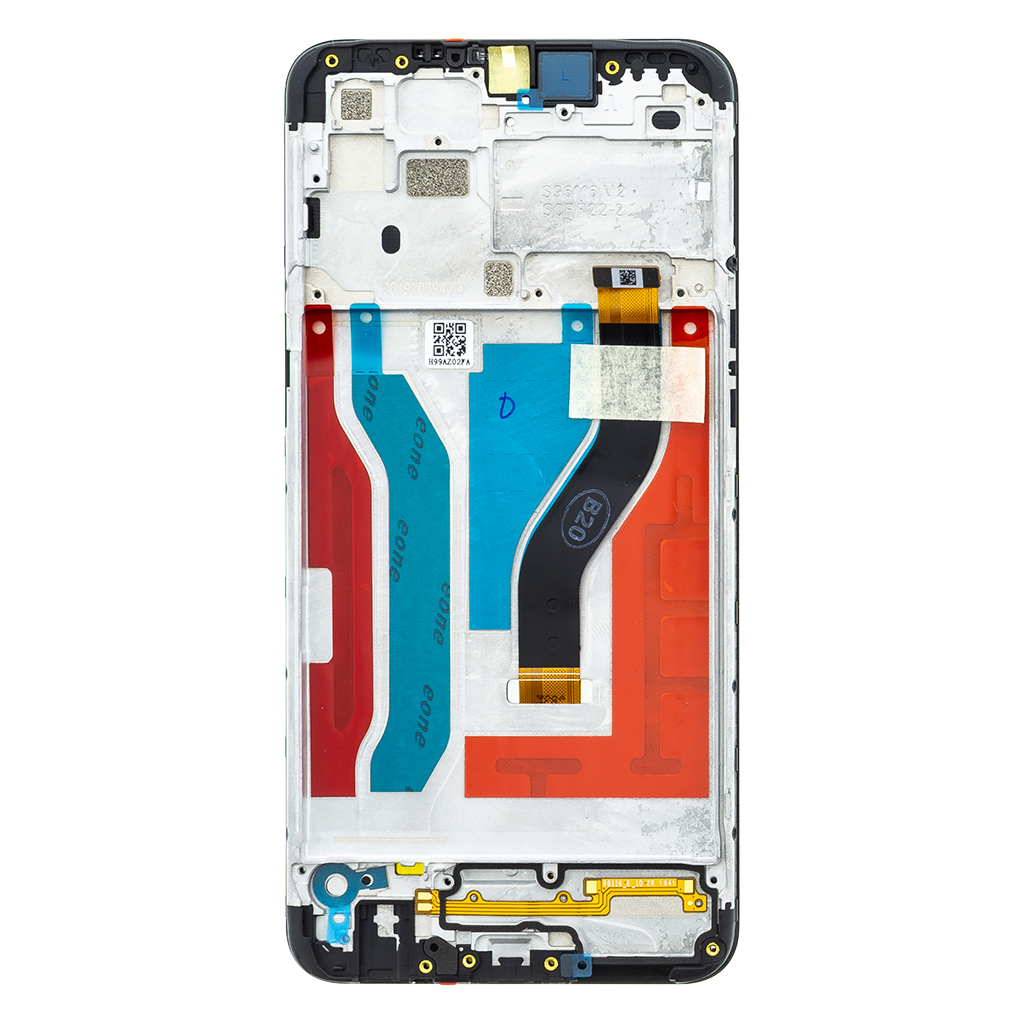LCD display + Dotyk Samsung A107 Galaxy A10s Black (Service Pack)