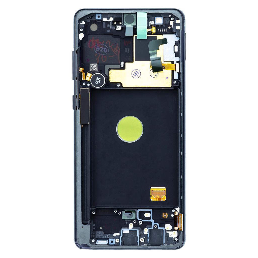 LCD display + Dotyk Samsung N770 Galaxy Note 10 Lite Black (Service Pack)