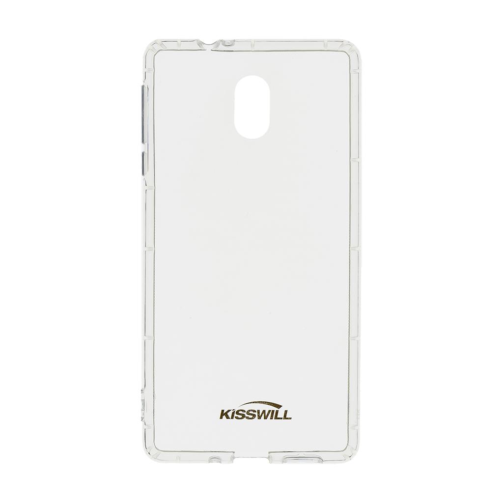 Kisswill TPU Pouzdro pro Huawei P40 Lite Transparent