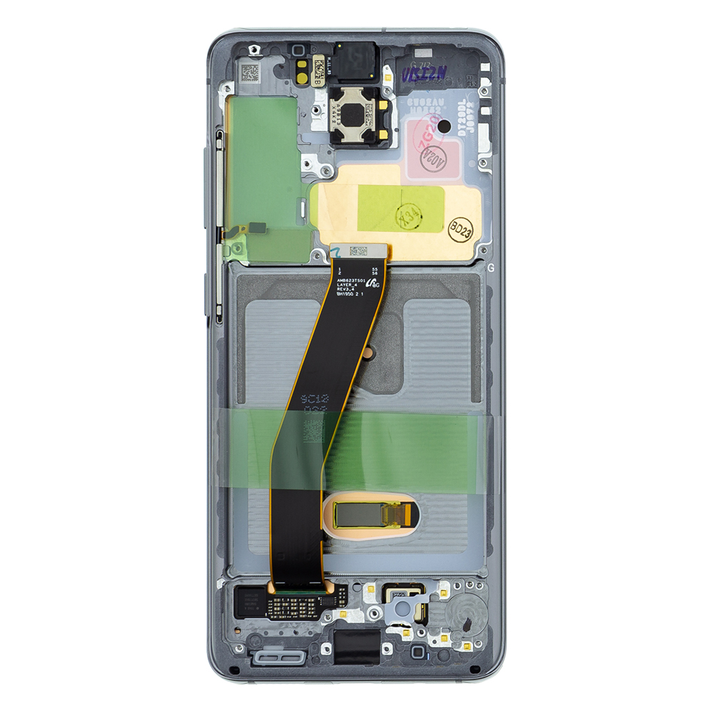 LCD display + Dotyk Samsung G980/G981 Galaxy S20 Cosmic Gray (Service Pack)