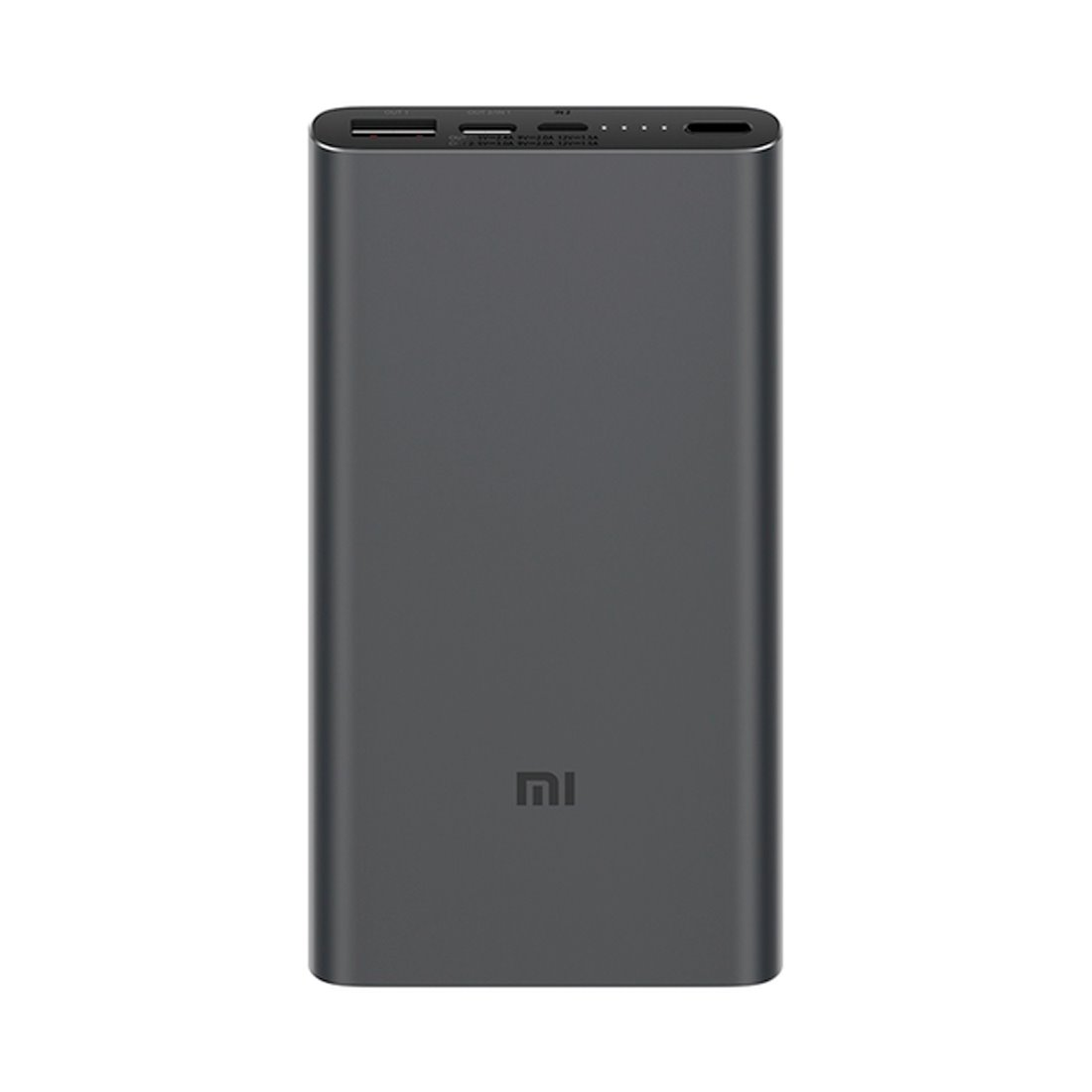Xiaomi Mi PowerBank 3 Fast Charge 10000mAh Black 6934177711602