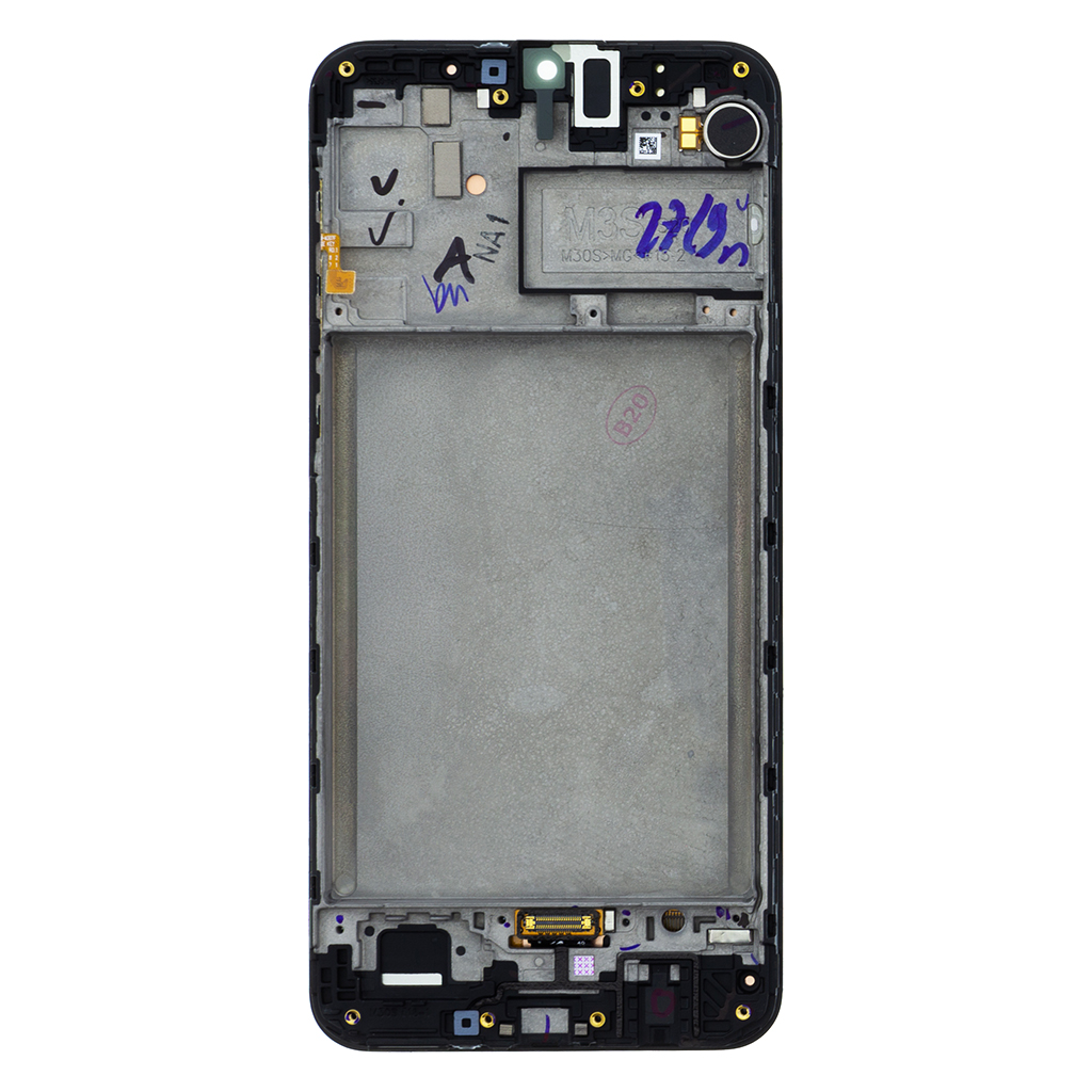 LCD display + Dotyk Samsung M307F Galaxy M30s Black (Service Pack)