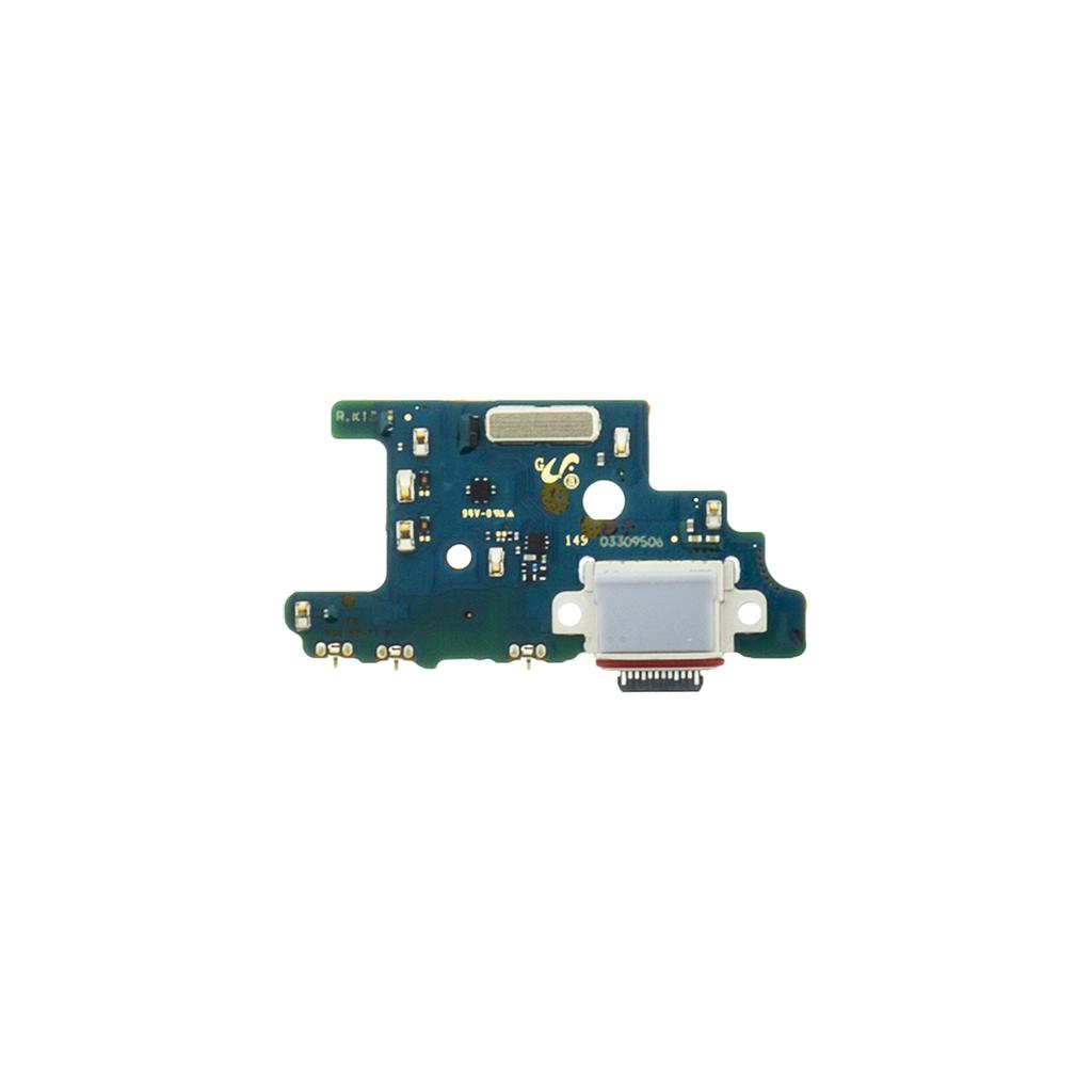 Samsung G986 Galaxy S20+ Deska vč. Nabíjecího Konektoru (Service Pack)