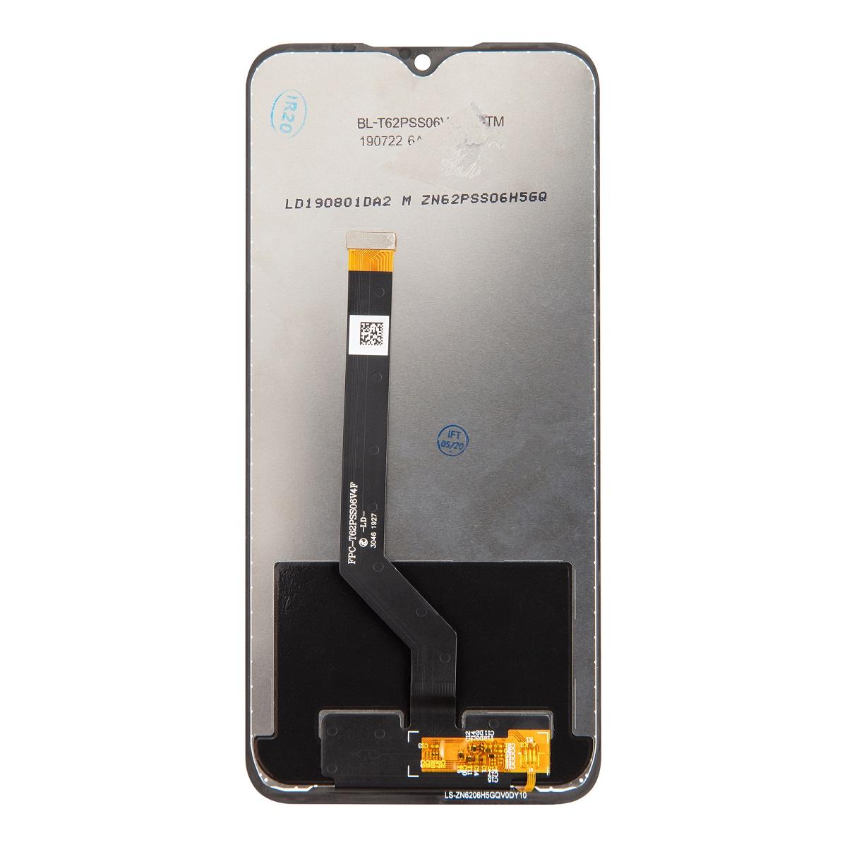 Lenovo K10 Plus LCD Display + Dotyková Deska Black