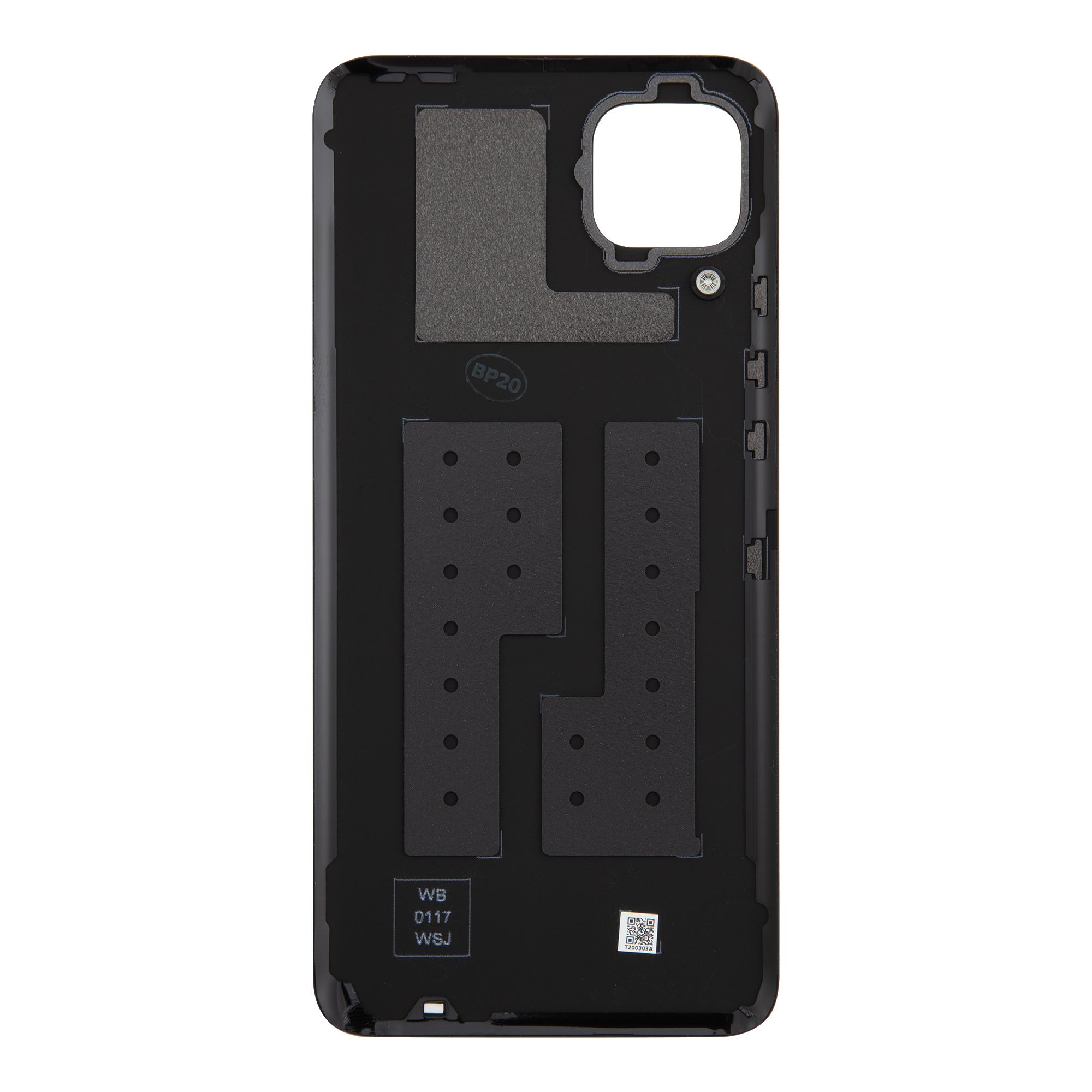 Huawei P40 Lite Kryt Baterie Black (Service Pack)