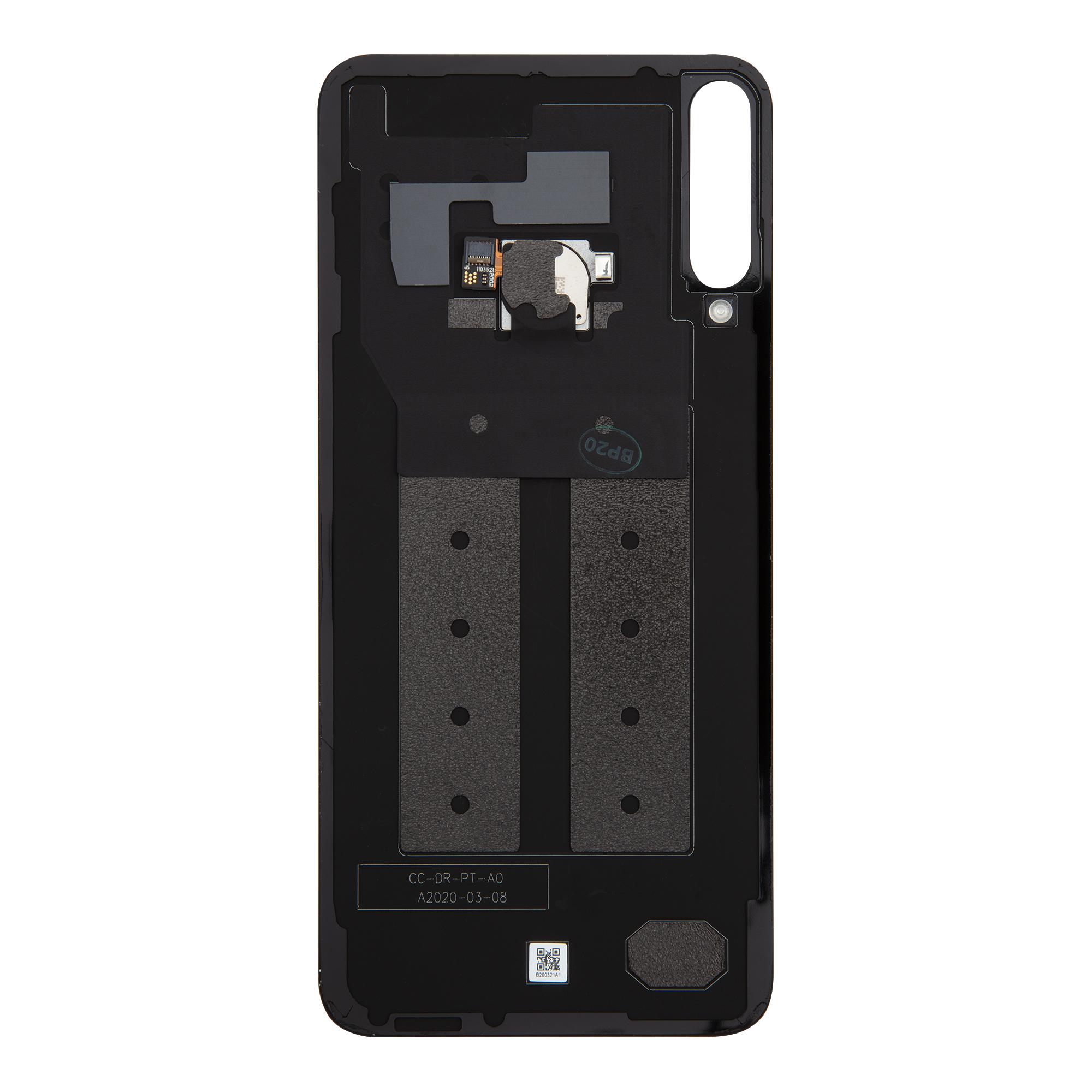 Huawei P40 Lite E Kryt Baterie Midnight Black (Service Pack)
