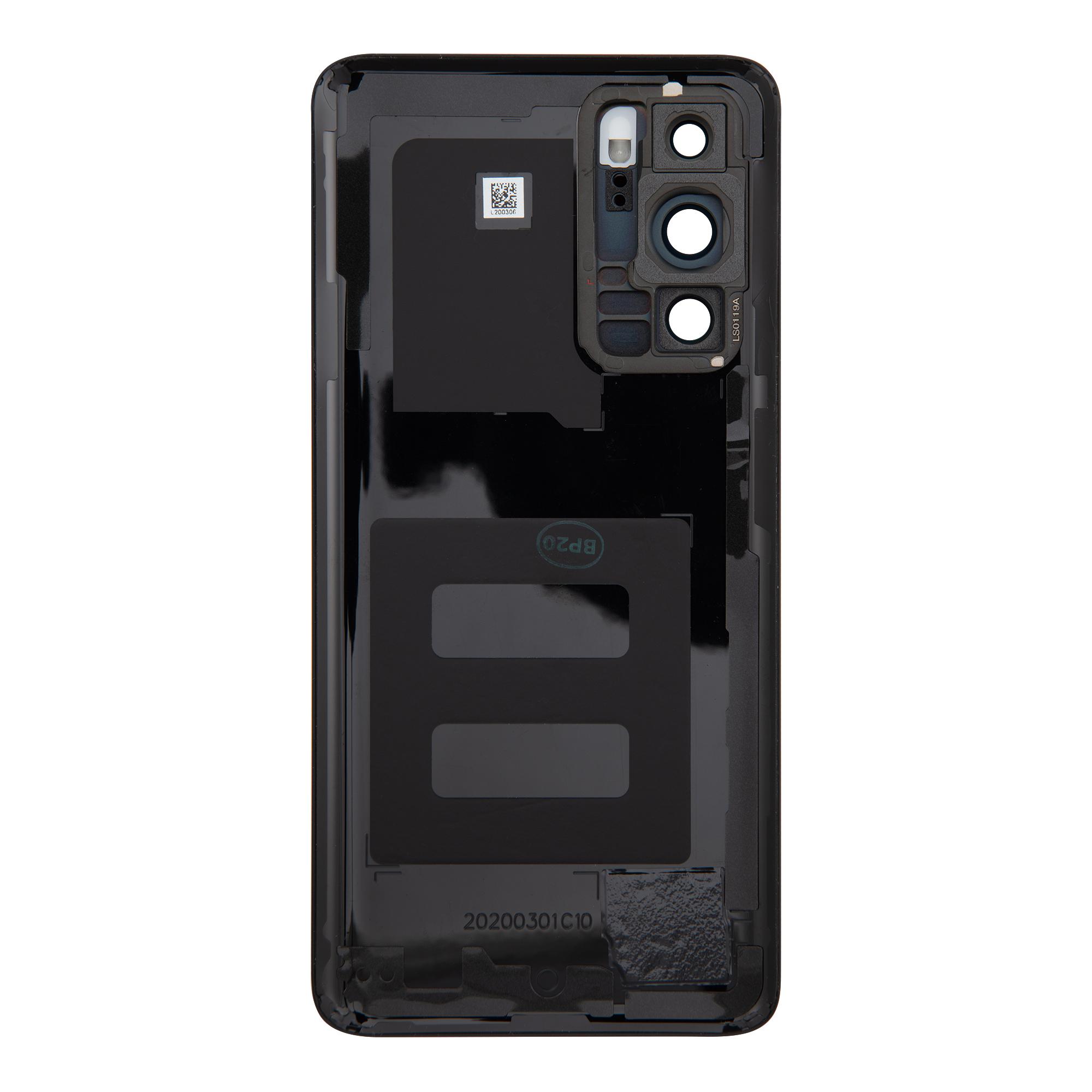 Huawei P40 Kryt Baterie Black (Service Pack)