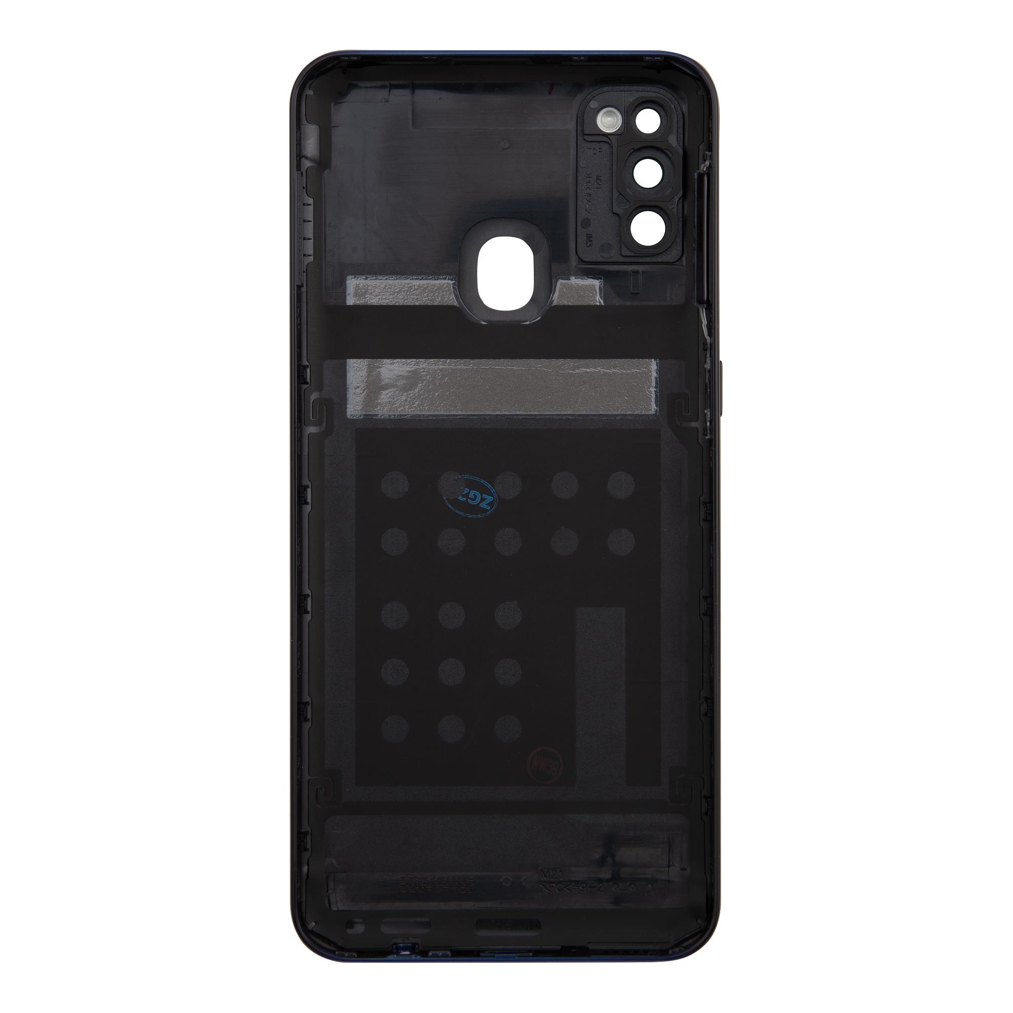 Samsung Galaxy M21 Kryt Baterie Blue (Service Pack)