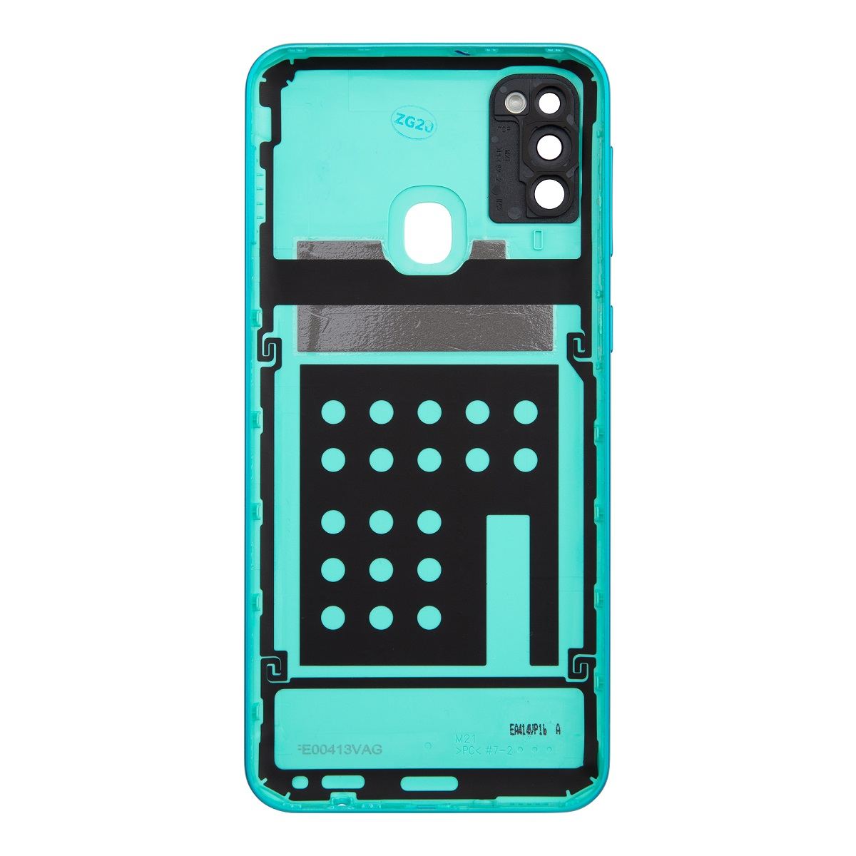 Samsung Galaxy M21 Kryt Baterie Green (Service Pack)