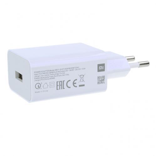 Xiaomi MDY-10-EF 3A USB Cestovní Nabíječka White (Service Pack)