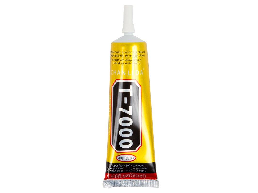 T-7000 Lepidlo na Instalaci Displeje 50ml Black