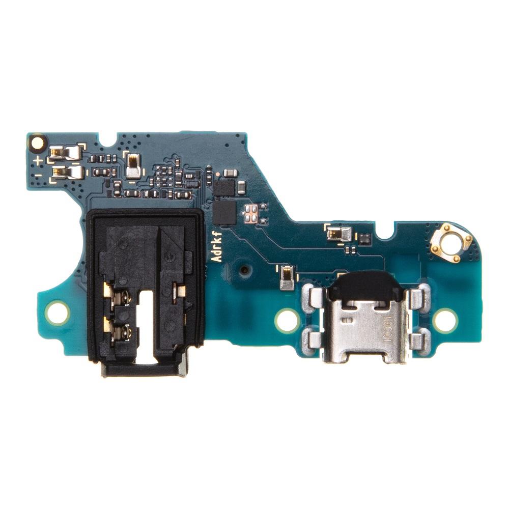 Huawei Y6p Deska vč. Dobíjecího Konektoru (Service Pack)