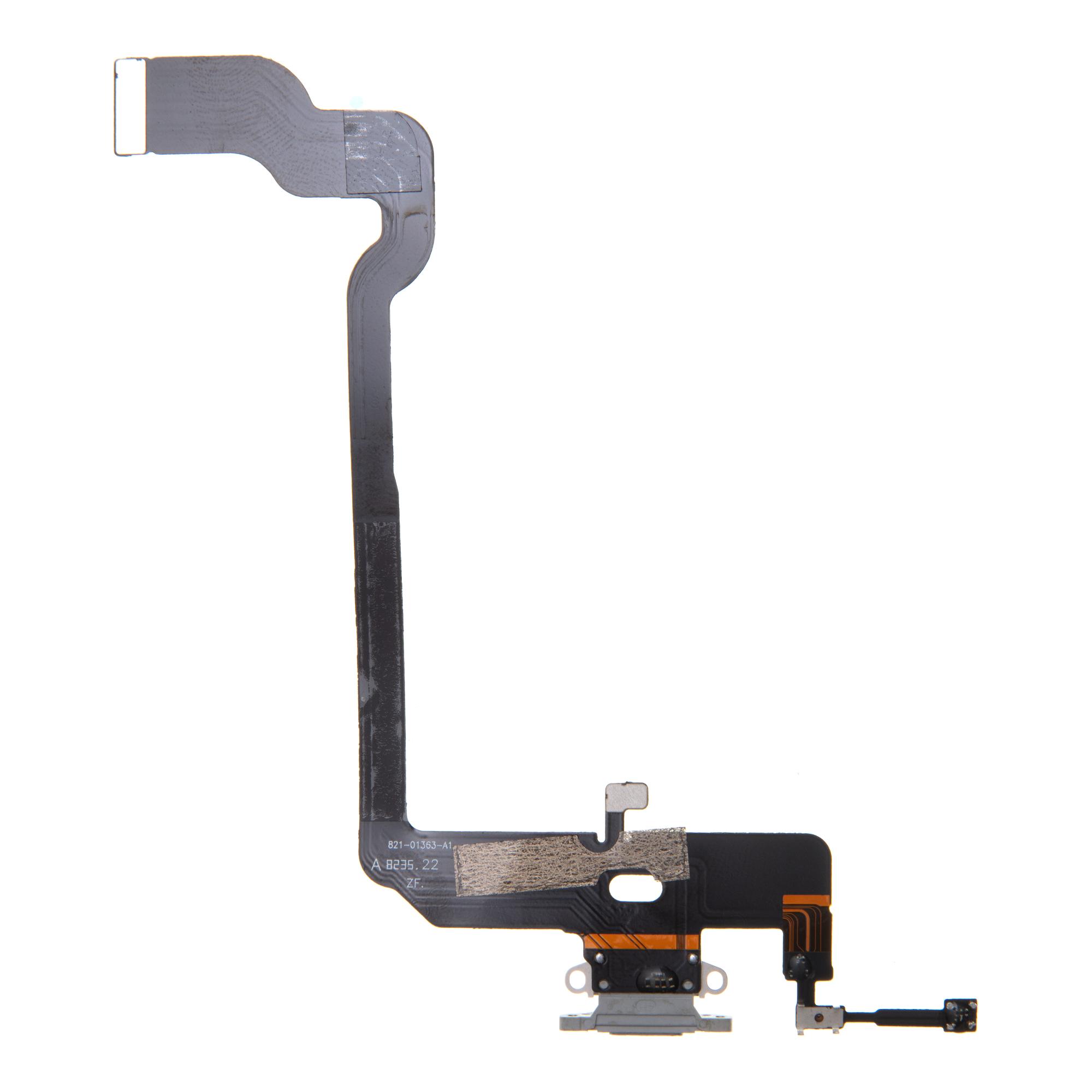 iPhone XS Flex Kabel vč. Dobíjecího Konektoru White