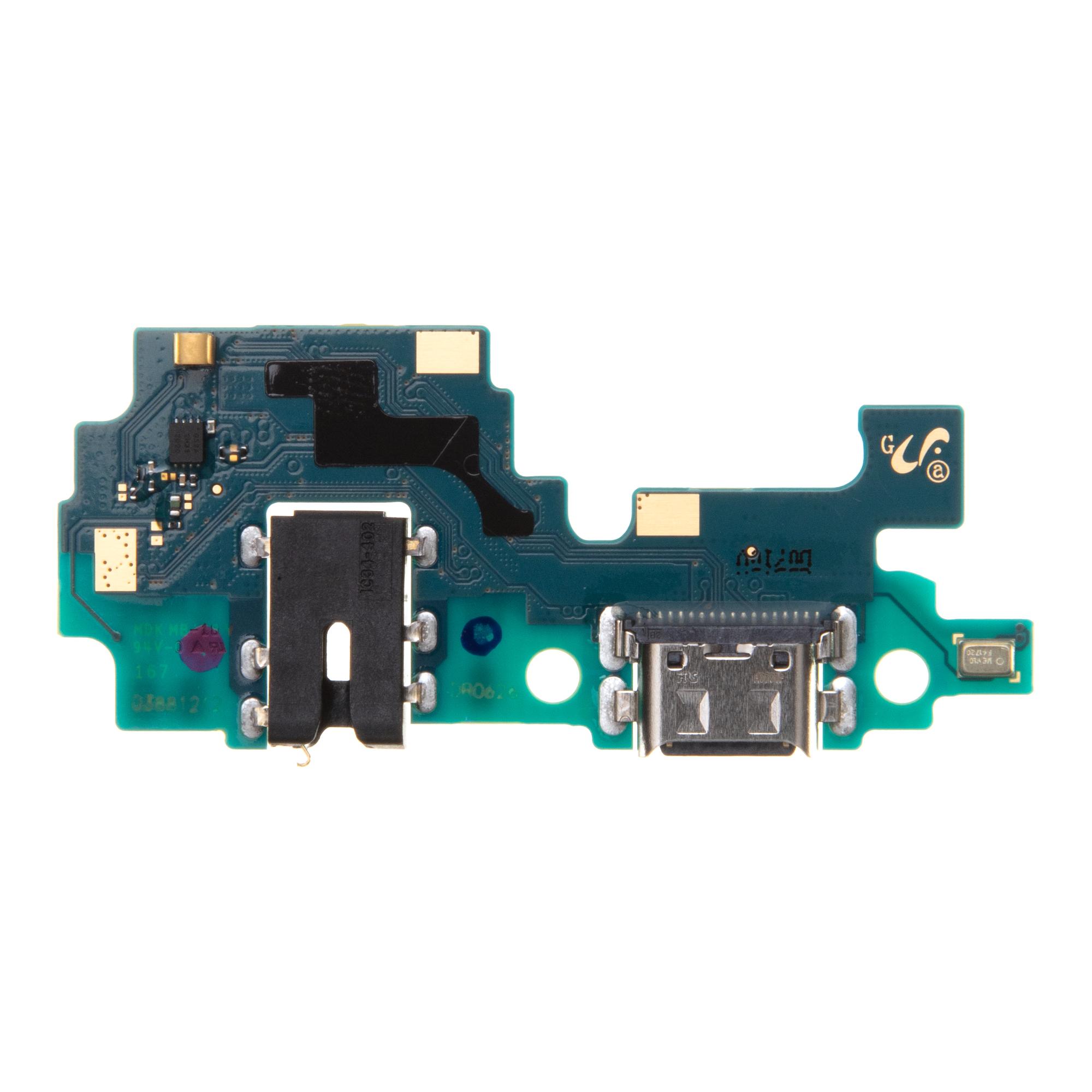 Samsung A217F Galaxy A21s Deska vč. Dobíjecího Konektoru (Service Pack)