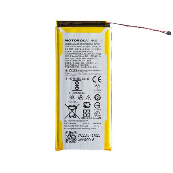 GA40 Motorola Baterie 3000mAh Li-Ion (Service Pack)