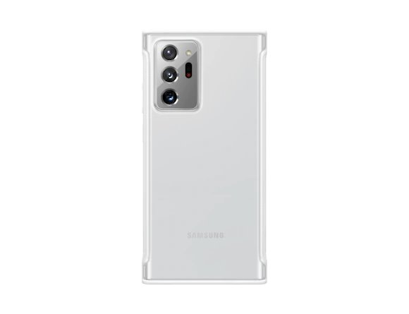 EF-GN985CWE Samsung Clear Protective Cover pro N985 Galaxy Note 20 Ultra White 8806090560514