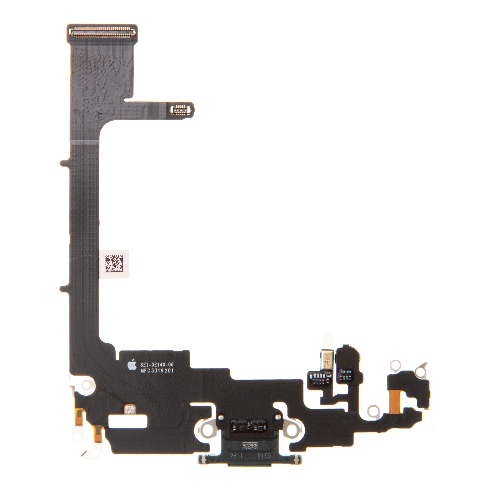 iPhone 11 Pro Flex Kabel vč. Dobíjecího Konektoru Green