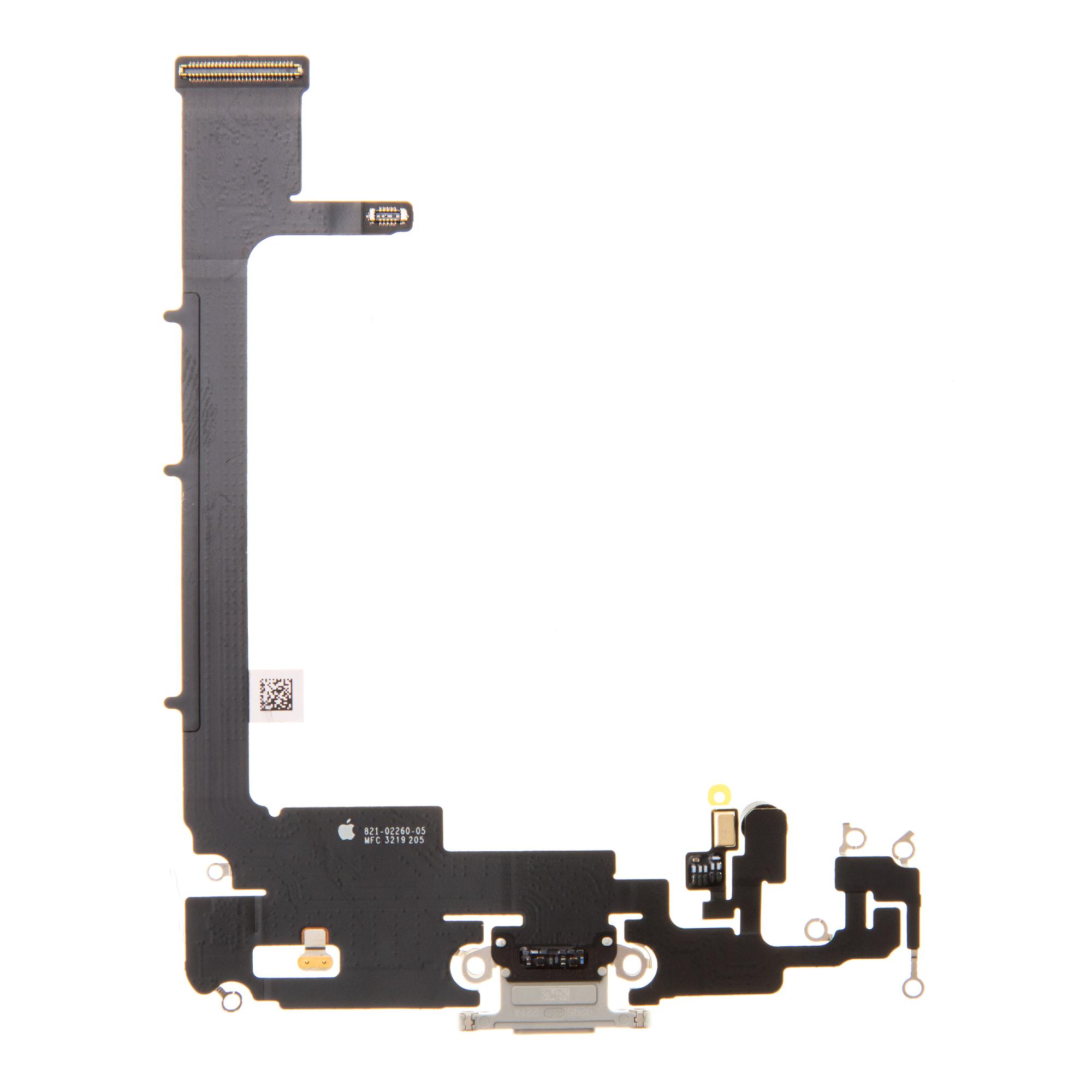 iPhone 11 Pro Max Flex Kabel vč. Dobíjecího Konektoru White