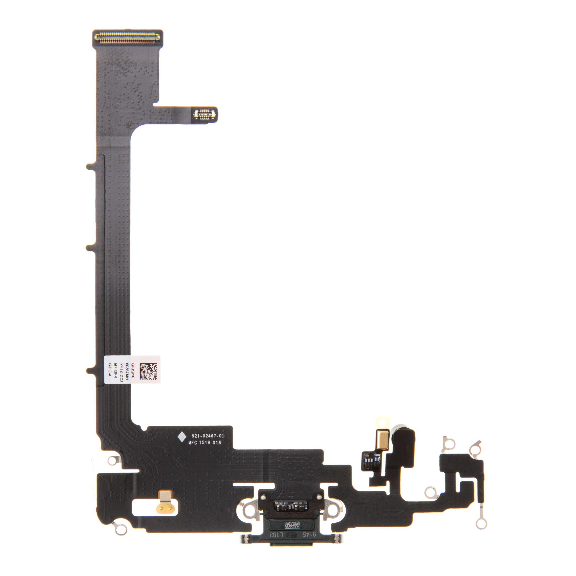 iPhone 11 Pro Max Flex Kabel vč. Dobíjecího Konektoru Green