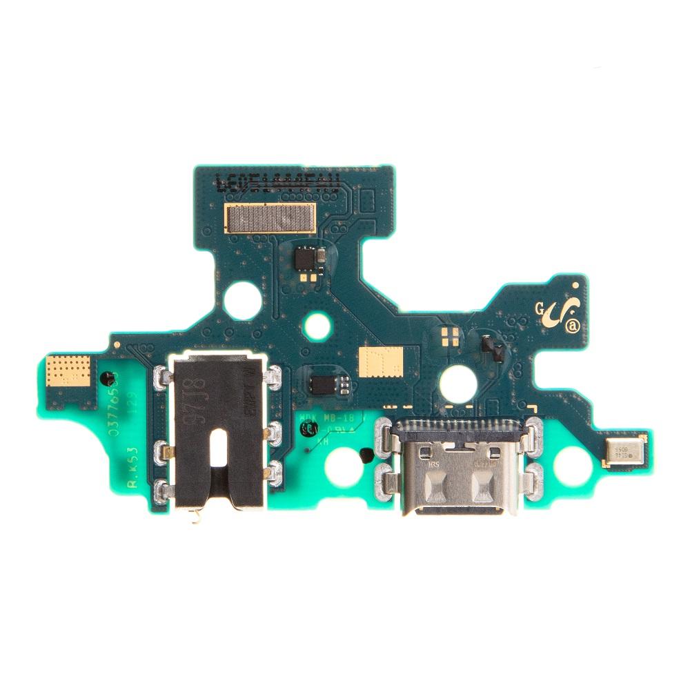 Samsung Galaxy A41 Deska vč. Dobíjecího Konektoru (Service Pack)