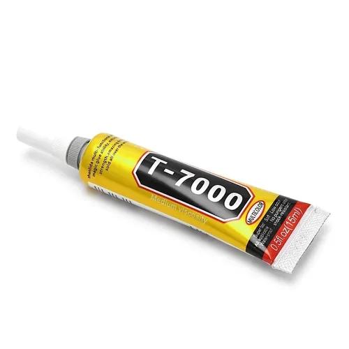 T-7000 Lepidlo na Instalaci Displeje 15ml Black