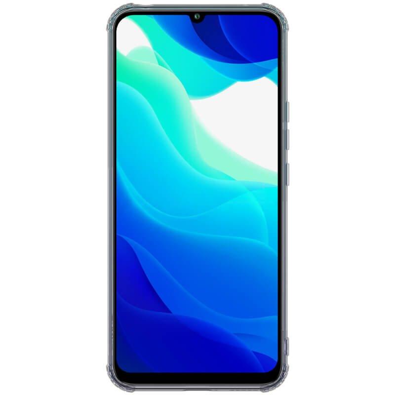 Nillkin Nature TPU Kryt pro Xiaomi Mi 10 Lite Grey 6902048199392