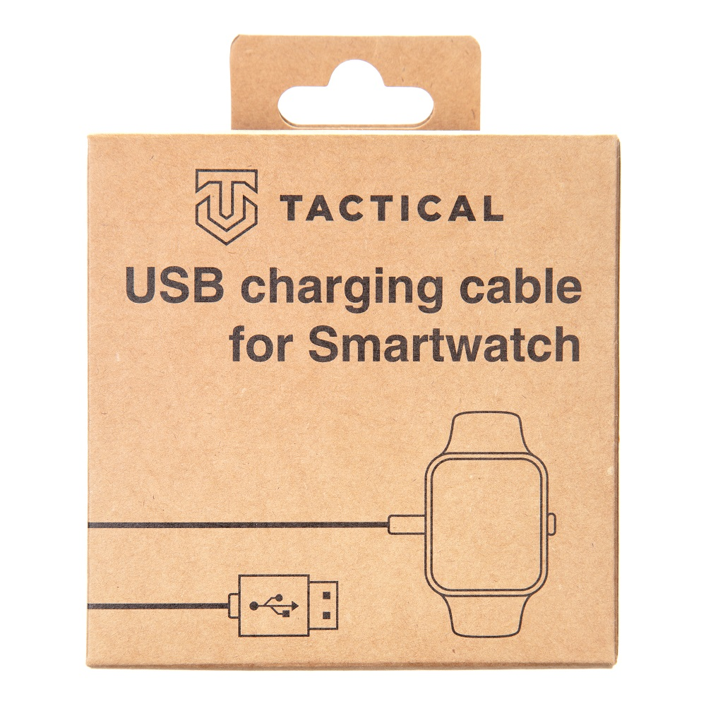 Tactical USB Nabíjecí Kabel pro Xiaomi Mi Band 5/Mi Band 6 Magnetický