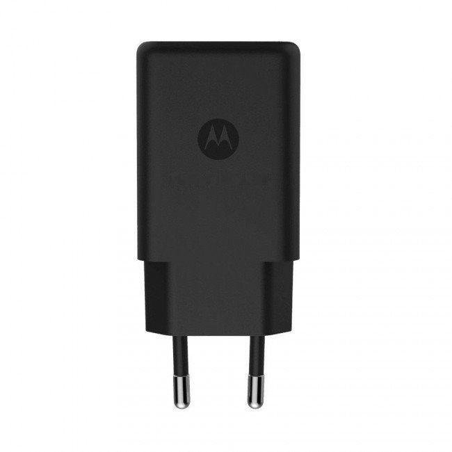 SA18C30136 Motorola 2A USB Cestovní nabíječka Black (Service Pack)