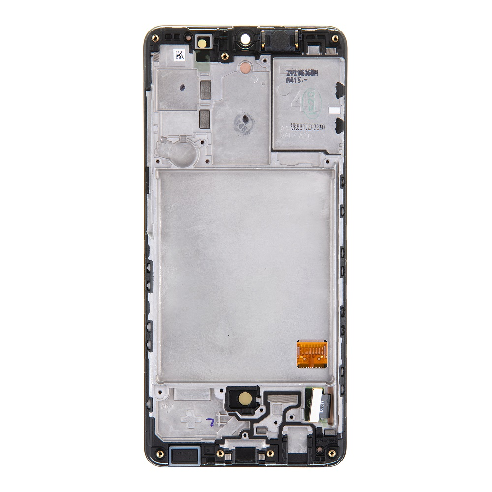 LCD display + Dotyk Samsung A415F Galaxy A41 Black (Service Pack)