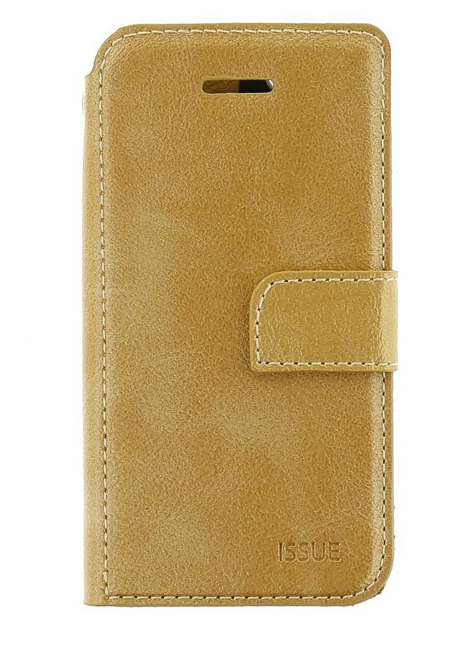 Molan Cano Issue Book Pouzdro pro Motorola G9 Plus Gold 8596311135651