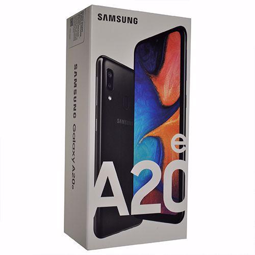 Samsung A202 Galaxy A20e Black Prázdný Box