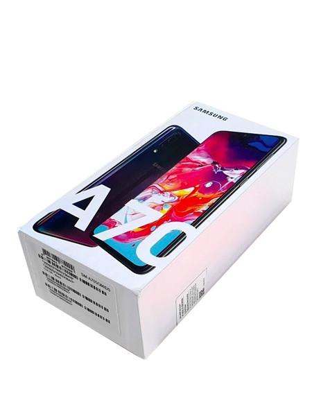 Samsung A705 Galaxy A70 Black Prázdný Box