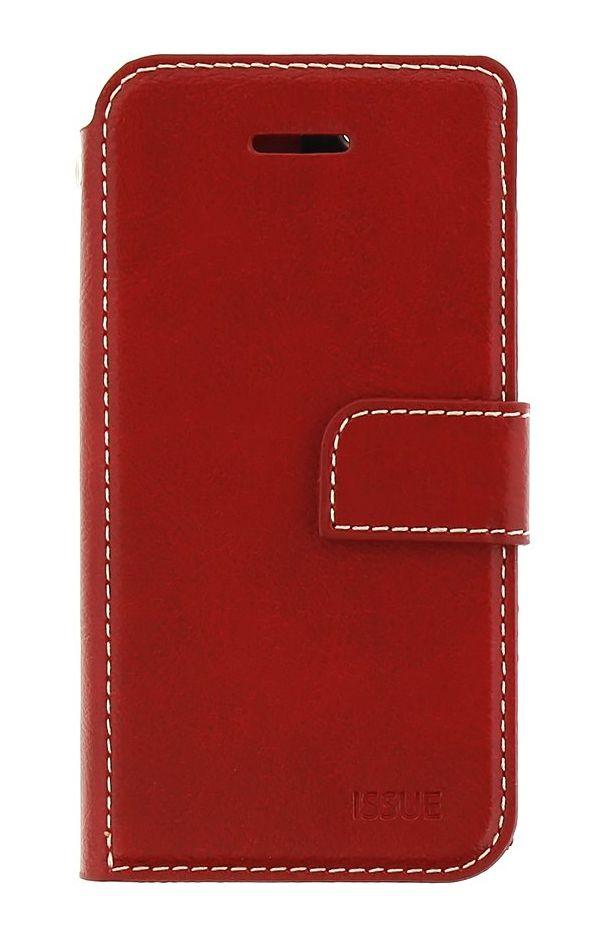 Molan Cano Issue Book Pouzdro pro Realme 7i Red