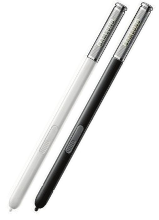 ET-PP600SWE Samsung Original Náhradní Stylus pro Galaxy Note 10.1 2014 White (Bulk)