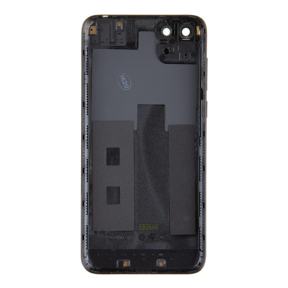 Huawei Y5p Kryt Baterie Midnight Black