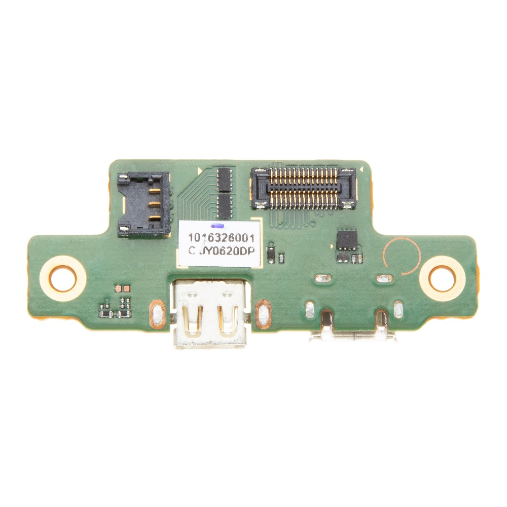 Motorola One Zoom Deska vč. Dobíjecího Konektoru