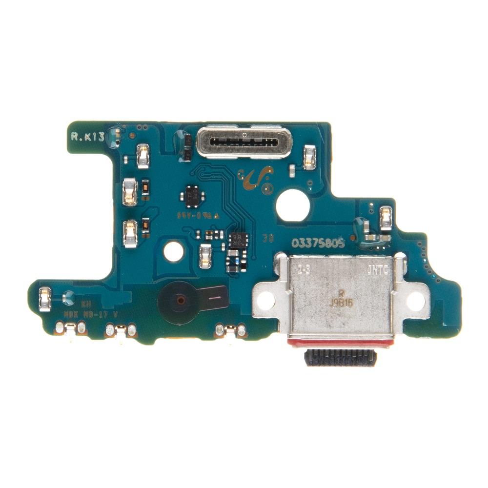 Samsung G986 Galaxy S20+ Deska vč. Nabíjecího Konektoru