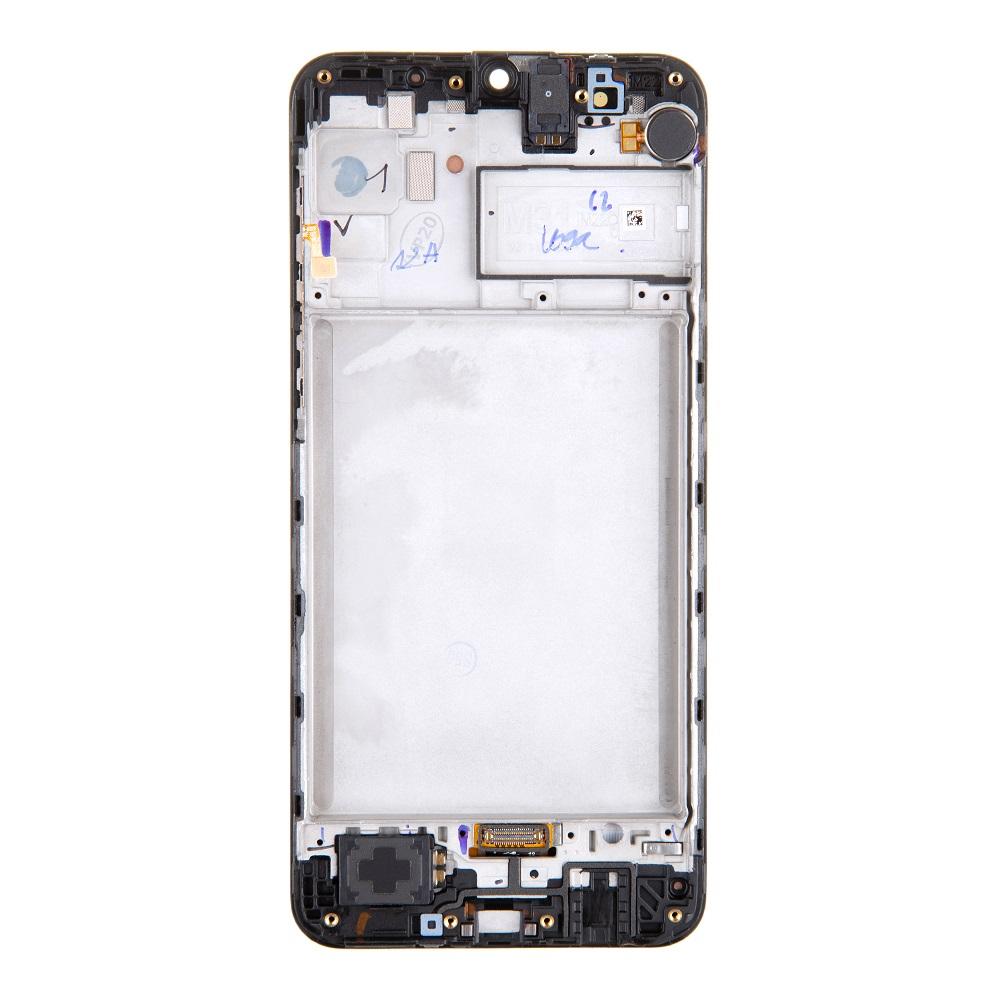LCD display + Dotyk + Přední Kryt Samsung M315F Galaxy M31 (Service Pack)