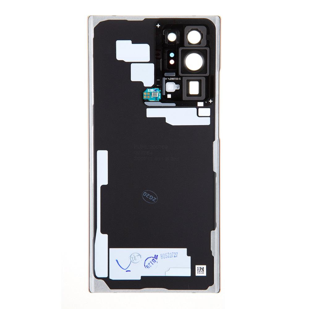 Samsung N986 Galaxy Note 20 Ultra Kryt Baterie Mystic Bronze (Service Pack)