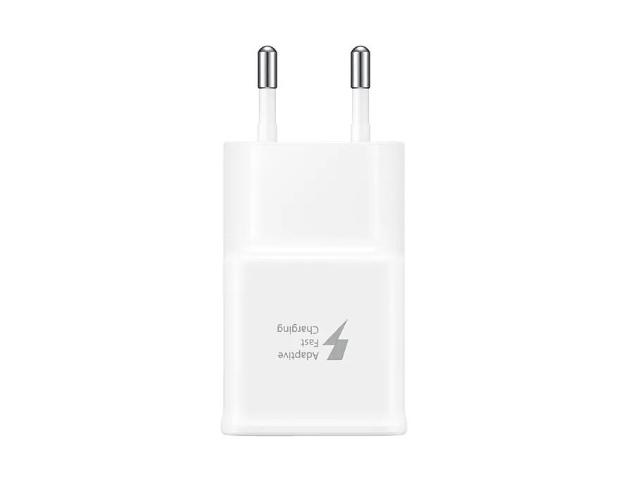 EP-TA20EWE Samsung USB Cestovní nabíječka s rychlonabíjením 15W White
